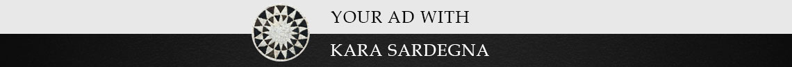 Your ad with Kara Sardegna